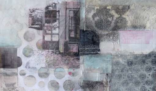 Collage: Material - Textur - Relief