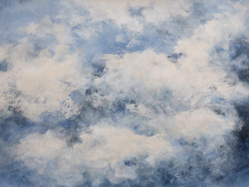 In den Himmel schauen