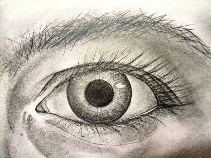 Sehen lernen - Zeichnen lernen (nach Betty Edwards)